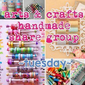 9/29 ARTS, CRAFTS & HANDMADE SHARE GROUP